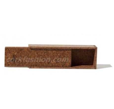Cork box for pens (model RC-GL0402005001) from the manufacturer Robcork
